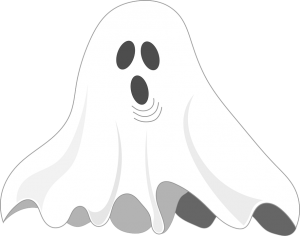 Halloween Spoof Ghost - Okay - Spoofing has nothing to do with Ghosts!!
